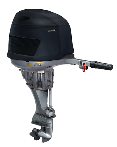 Micor Technologies   Outboard Engine
